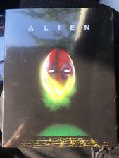 Alien (1979) with Deadpool Photobomb Slipcover BRAND NEW SEALED Blu-Ray