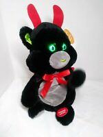 Sound N Light Animated Musical Cat Devil Sings Black Magic Woman NWT