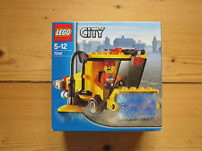 Lego 7242 Street Sweeper, new/sealed