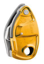 Petzl Grigri + Plus Sicherungsgerät orange - Neu !