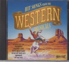 """Hit Songs From The Western Musicals """"Various"""" NEW & SEALED CD 1st Class Post UK"""