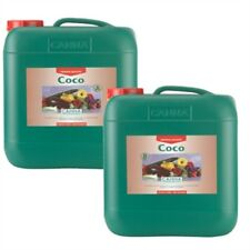 Canna Coco A + B 20-L =2x 10-L Pflanzen-Dünger NPK Kokos Set Wuchs Blüte Grow