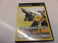 PlayStation 2  PS 2  Gungriffon Blaze
