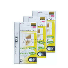 LCD Screen Protector, Screen Protective Film for NDSL NINTENDO DS LITE NDSL X3