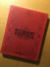 Red dead redemption 2 steelbook reino unido