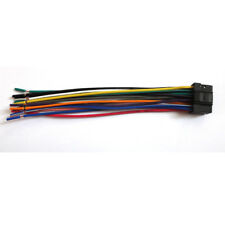Alpine Car Radio Stereo 16-Pin Wire Wiring Harness TAO