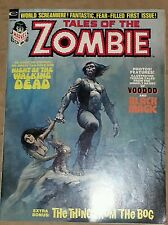 Tales of the Zombie Vol.1 #1 MARVEL COMICS 1973 VF range BORIS COVER