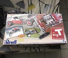 "Revell Monogram 1:8 The Big ""T"" Hotrod Selten Neuwertig"