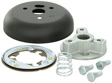 Grant 3196 Steering Wheel Install Kit Matte Black GM, AMC, Mopar, Jeep