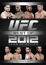 UFC The Best Of UFC 2012 2x DVD