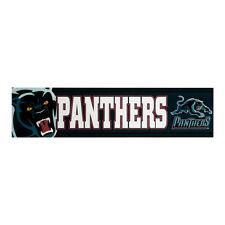 Penrith Panthers NRL Bumper Sticker 300mm x 75mm LOGO Car Man Cave Bar Gift