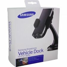 100% New Samsung Galaxy S6 Edge/S6/S5/S4/S3 Car Cradle Vehicle Dock Window Mount