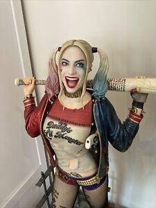 Prime 1 Studio Suicide Squad Harley Quinn Statue box Batman Dc