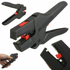 Adjustable Automatic Stripping Hand Plier For Wire/Cable Cutter/Stripper/Crimper
