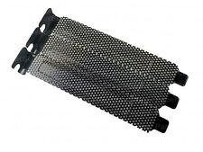 3Pcs PCI Ventilation Hot Air Vented Rear Slot Bracket Computer PC Case Airflow