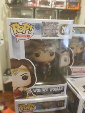 Funko Toys POP Movies Justice League JLA Wonder Woman Vinyl 4in. Figure  #206