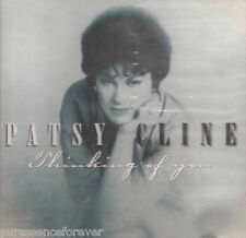 PATSY CLINE - Thinking Of You (UK 19 Tk CD Album) (Sld)