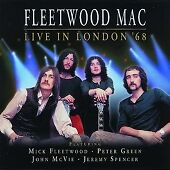 Fleetwood Mac - London Live '68 (Live Recording, 2001)