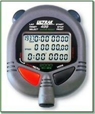2000-Lap Stopwatch ULTRAK 499 Computer/Printer Options