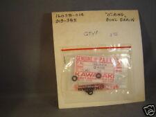 NOS Kawasaki O Ring Bowl Drain P/N 16038-014