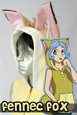 Fennec Fox Vest, New, Kigurumi, Cosplay, Costume