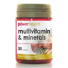 POWER Health multivitamin e Minerali 30 Compresse