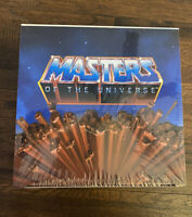 Masters of the Universe He-man Flocked Funko pop Gamestop Box Sealed