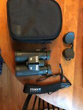 Steiner Predator N2 8x42 Binoculars 2443 Waterproof Made in Germany w/ Soft Case