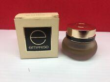 "Vintage Avon ""Emprise"" 0.66 oz Ultra Creme Perfume empty"