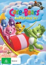 Care Bears - Oopsy Does It! (DVD, 2007) R4 BRAND NEW SEALED - FREE POST!