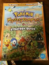 Pokemon mystery dungeon explorers of time / darkness guide