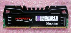 4GB Kingston HyperX Beast KHX16C9T3K2/8X DDR3-1600 PC3-12800 240 Pin RAM