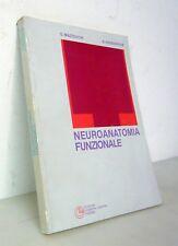 Mazzocchi/Nussdorfer,NEUROANATOMIA FUNZIONALE,1982 Cortina[medicina,anatomia