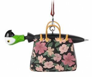 Disney Parks  Mary Poppins Carpet Bag Ornament and Umbrella