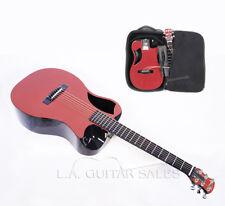 New Journey OF660-R Carbon Fiber Travel Guitar @ LA Guitar Sales - TSA Compliant