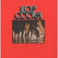 Alice Cooper - Easy Action [CD]