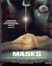 Masks Blu Ray DVD & OST CD Reel Gore Releasing Andreas Marschall 2011