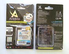 Batteria maggiorata originale ANDIDA 1800mAh x Samsung Galaxy S Advance i9070