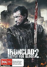 IRONCLAD 2: Battle For Blood - Action / Historical / Violence - NEW DVD