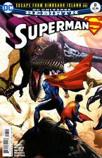 SUPERMAN (2016) #8 - DC Universe Rebirth - New Bagged