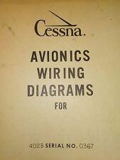 s l225 cessna avionics nav coms ebay cessna 300 nav comm wiring diagram at aneh.co