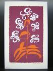 Brett Harper Consider the Lilies Mid Century Modern Charley Son Art Print