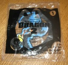 2014 How to Train Your Dragon 2 McDonalds Happy Meal Toy - Toothless Disc #1