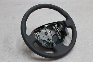 Renault Megane II RS LENKRAD mit Bedienelement Leder Neu 8200282590