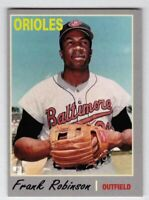 Frank Robinson '66 Baltimore Orioles Monarch Corona Classic Series #7