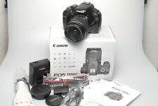 Canon EOS 1100D mit 18-55mm