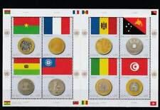 Nations Unies - Geneve postfris 2007 MNH 565-572 - Vlaggen en Munten