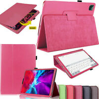 Leather Case For iPad Air 4th Gen 10.9 2020 Magnetic Flip Book Smart Stand Cover