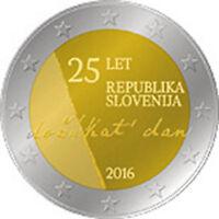 Slovénie 2016 Indépendance originaires d'Yougoslavie Yougoslavie Slovenija