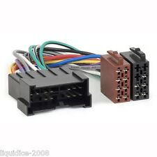 Ct20ki03 per KIA SORENTO 2002 a 2006 ISO Cavo adattatore cablaggio unità di testa stereo